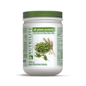all plant protein
