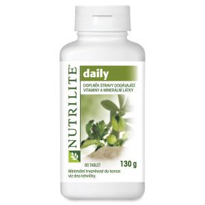 Daily, multivitamín+multiminerál