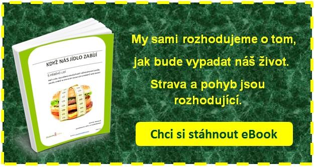 eBook Když nás jídlo